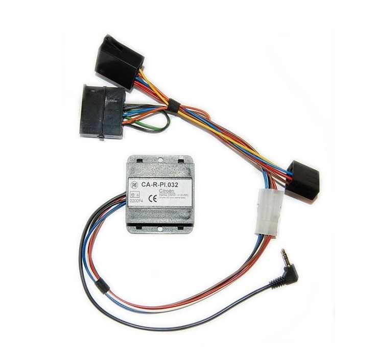 PIONEER INTERFACE CA-R-PI.032 COMMANDE AU VOLANT CITROEN Xantia 05/1993->09/2002