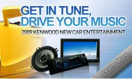 KENWOOD CAW2143-15-RT kit installation Hyundai Santa Fe 2008-> facade double din (2 din)